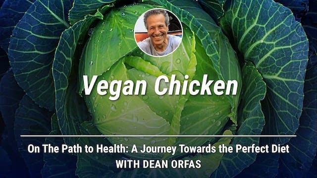 On The Path to Health - Vegan Chicken
