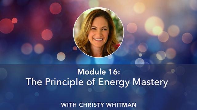 Christy Whitman Module 16