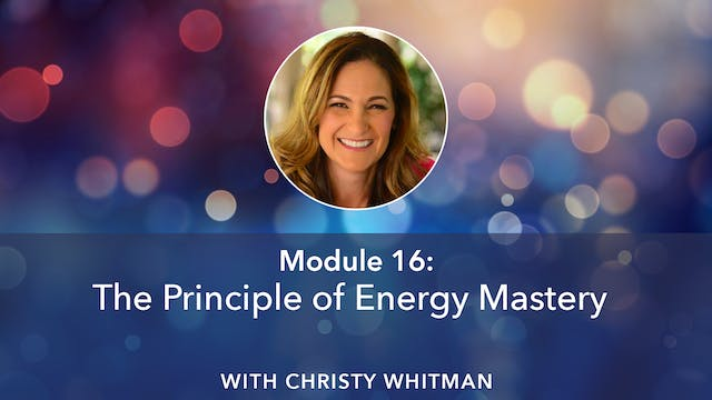 Christy Whitman Module 16