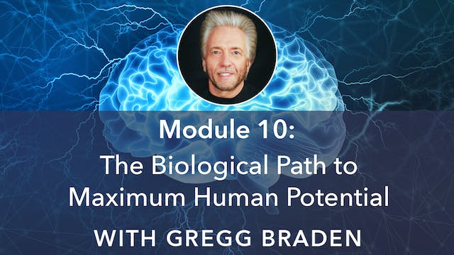 10: The Biological Path To Maximum Hu...