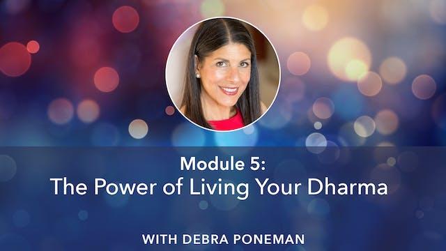 Debra Poneman Module 05