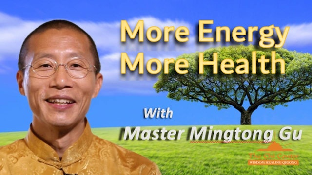 More Energy More Health - Master Mingtong Gu