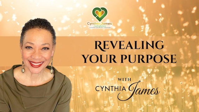 Introduction to Revealing Your Purpose.