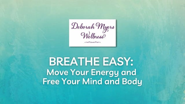 Wellness from the Inside Out with Deb...