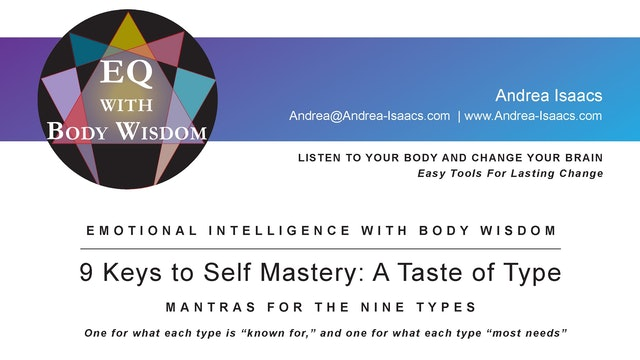 9 Keys to Self Mastery - PDF