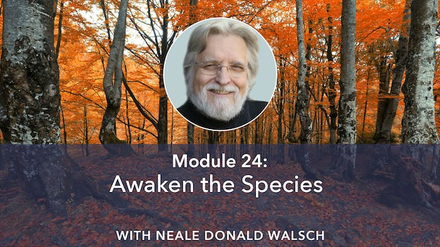 24: Awaken the Species with Neale Don...