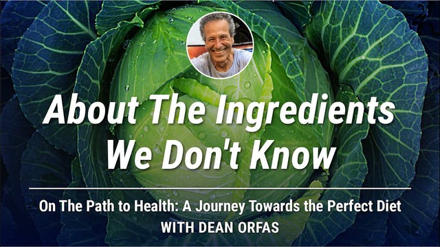 On The Path to Health - About The Ing...