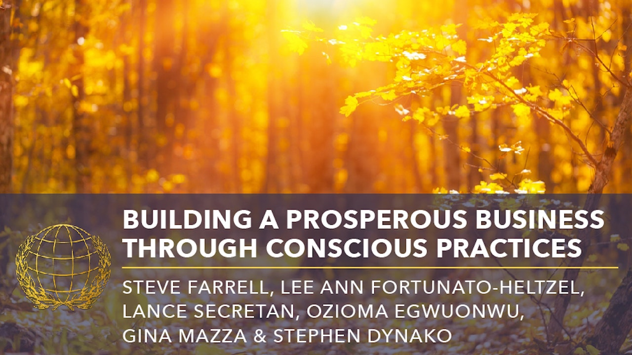 Building a Prosperous Business through Conscious Practices