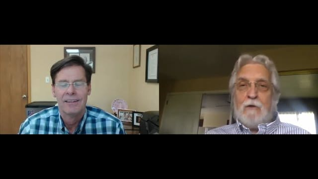 Neale Donald Walsch and Steve Farrell...