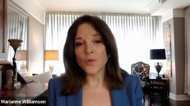 2: Love is the answer with Marianne Williamson