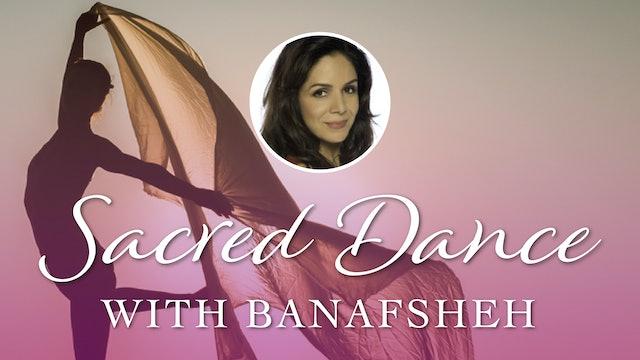 Sacred Dance with Banafsheh Sayyad