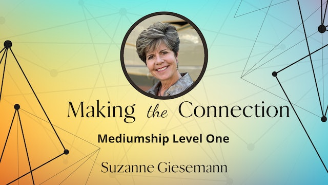 Making the Connection with Suzanne Giesemann