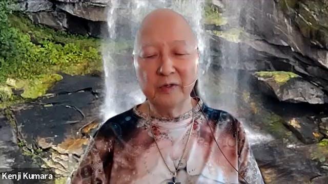 Kenji Kumara  Planetary Light Meditat...