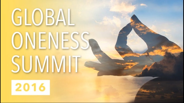 16-Global Oneness Day 2016 - Spiritual Activism Panel