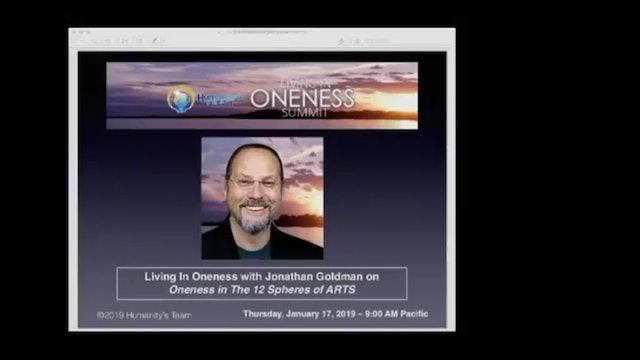 Jonathan Goldman 12 Spheres in The Arts