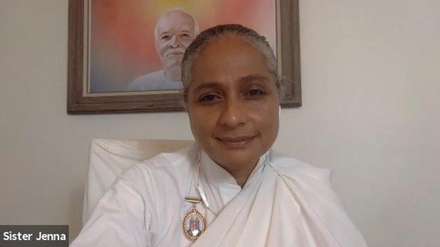 Sister Jenna Meditation