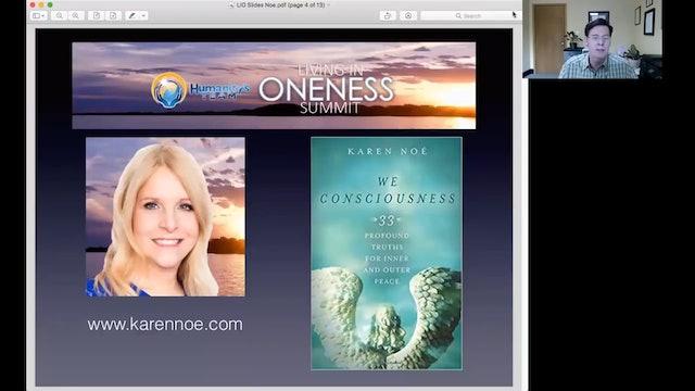 LIO 2018 12 Spheres - Karen Noe - Oneness in Health