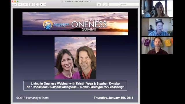 Conscious Business Innerprise – A New...