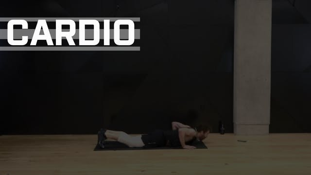 20 MIN CARDIO - ALEX - Jun 18