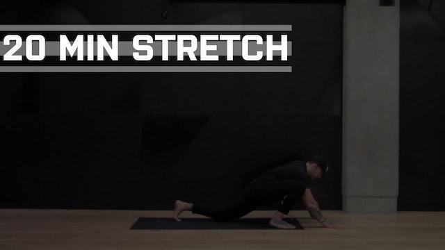 20 MIN STRETCH - BRENT Apr 21