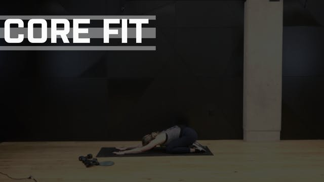 CORE FIT LUCY Jul 1
