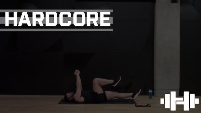 HARDCORE - VANESSA May 14