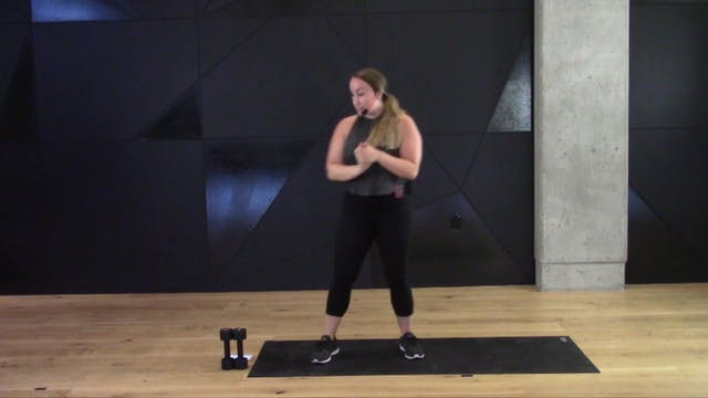 20 MIN CORE VANESSA Jul 13