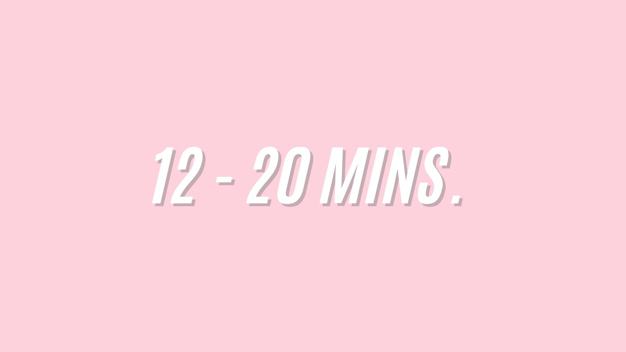 12-20 MINS.