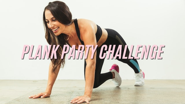 PLANK PARTY CHALLENGE