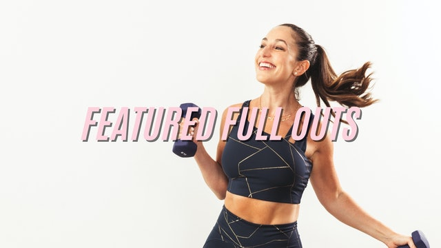 THIS MONTH'S FEATURED FULL OUTS