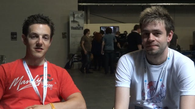 Interview Arx and Beta - Day 2
