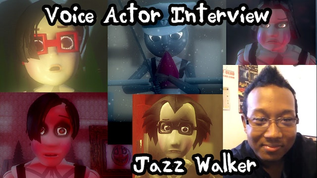Jazz Walker: Voice actor interview