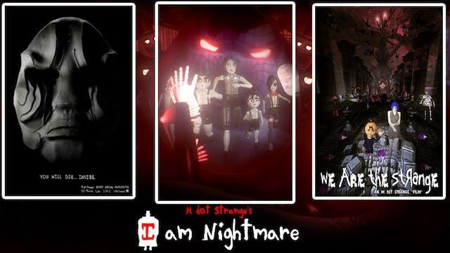 M dot Strange Ultimate Trilogy
