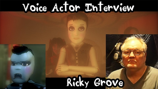 Ricky Grove: Voice actor interview