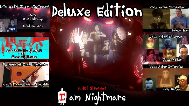I am Nightmare Deluxe Edition