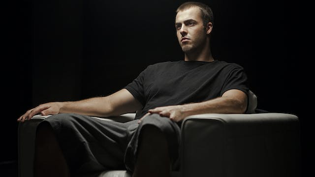 Landry Jones White Chair Film (Season 3)