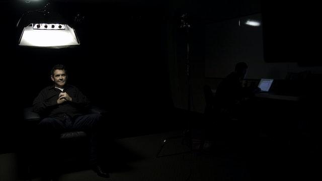 Richard Ellis White Chair Film (Season 1)