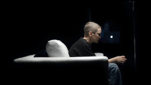 Ethan Hallmark White Chair Film (Season 7)