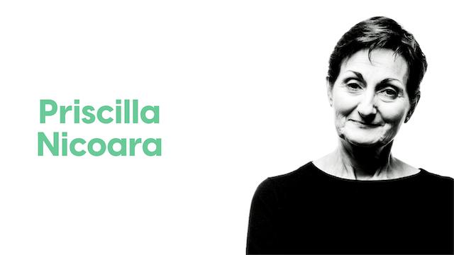 Priscilla Niccora White Chair Film (Season 2)