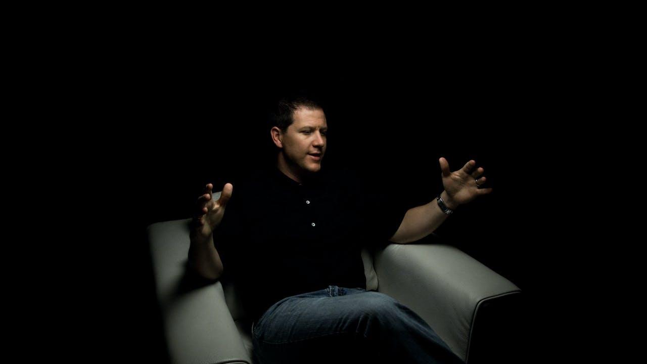 Jarrett Stephens White Chair Film (Season 3)
