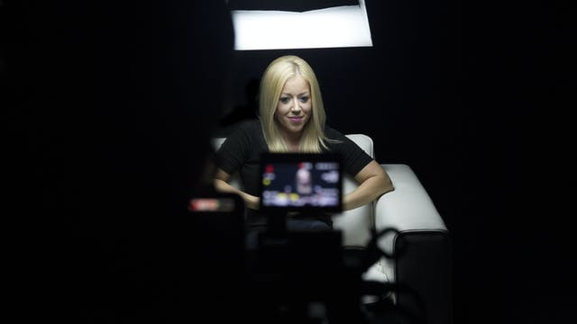 Lynsi Snyder White Chair Film (Season 8)