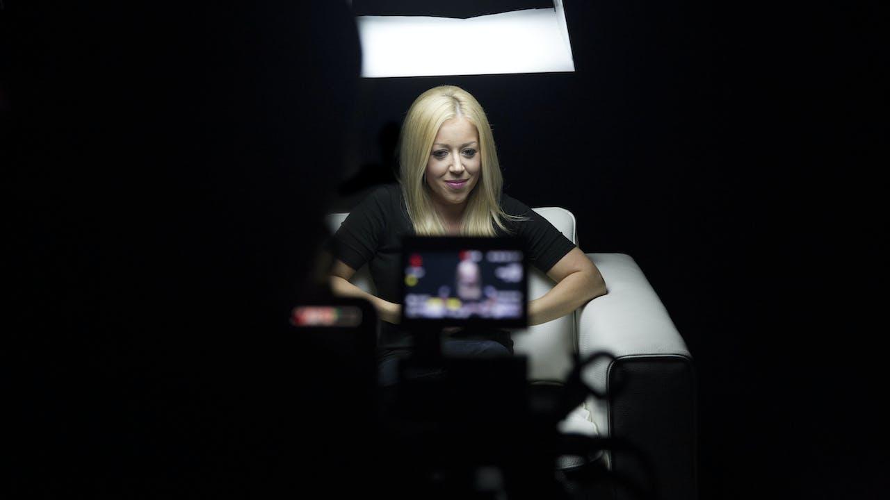 Lynsi Snyder White Chair Film (Season 8)
