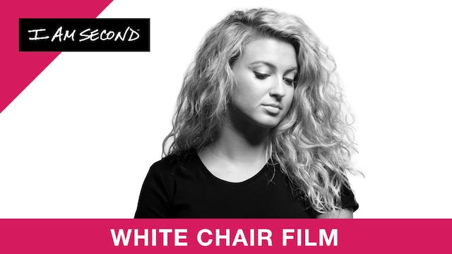 Tori Kelly - White Chair Film - I Am Second