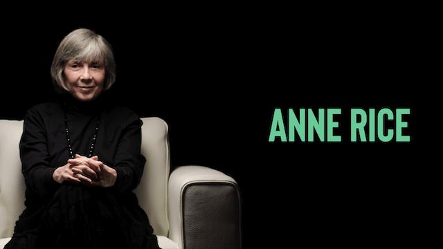 Anne Rice White Chair Film (Season 3)