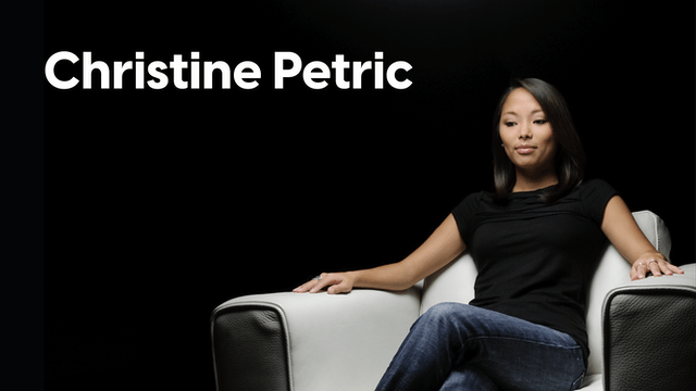 Christine Petric White Chair Film (Season 3)