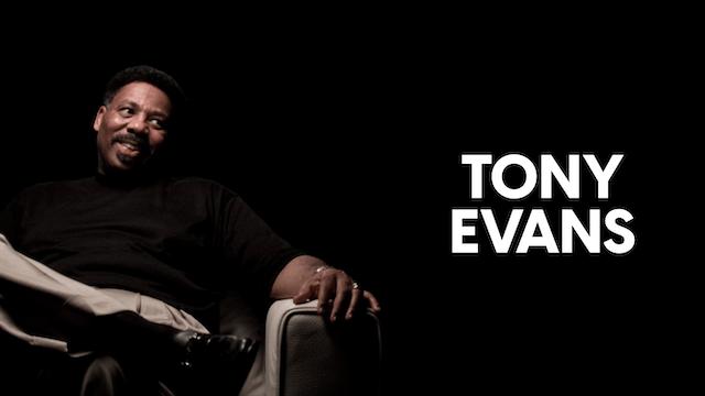 Tony Evans White Chair Film (Season 1)
