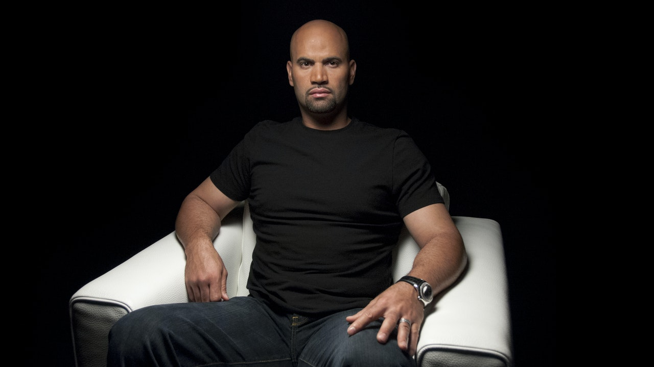 Albert Pujols White Chair Film (Season 6)