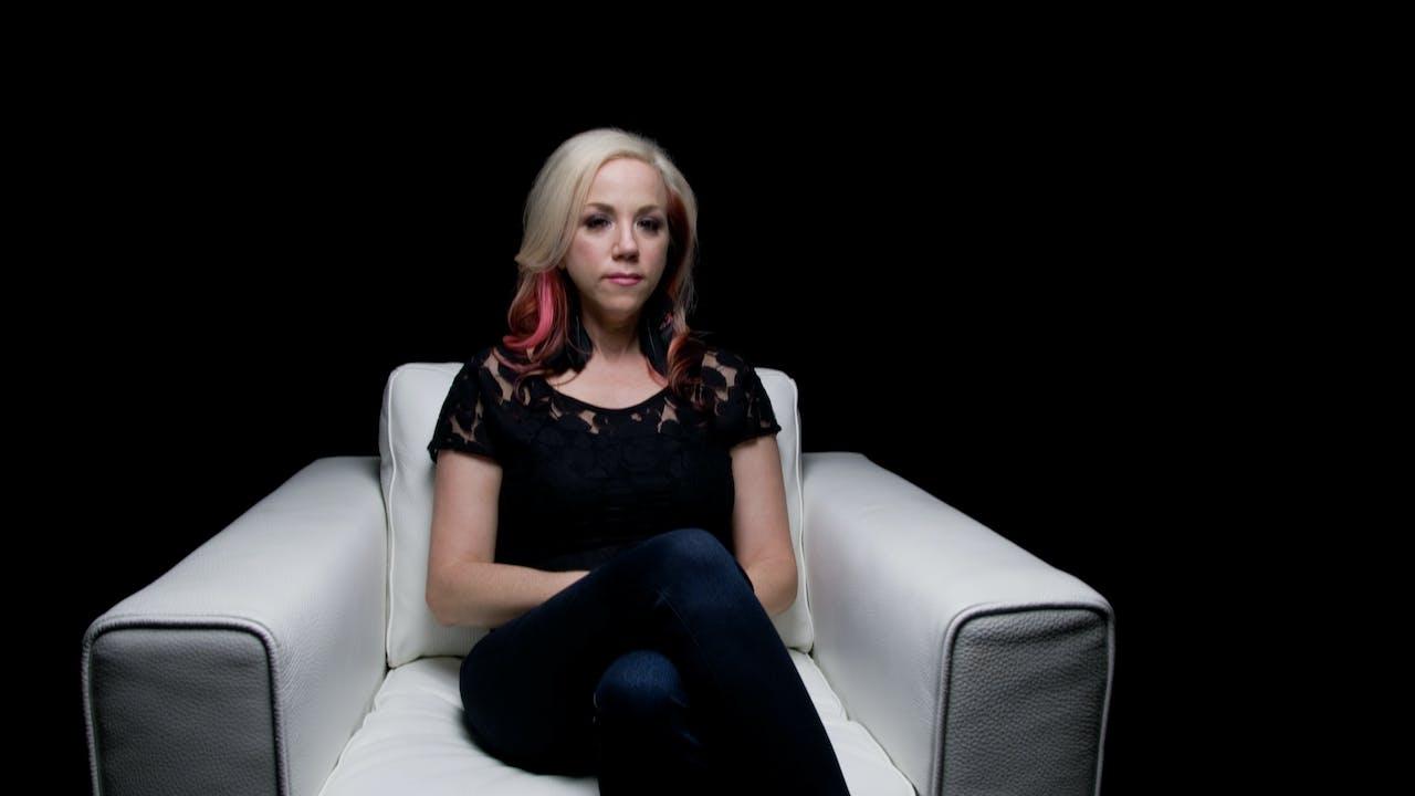 Annie Lobert White Chair Film (Season 5)