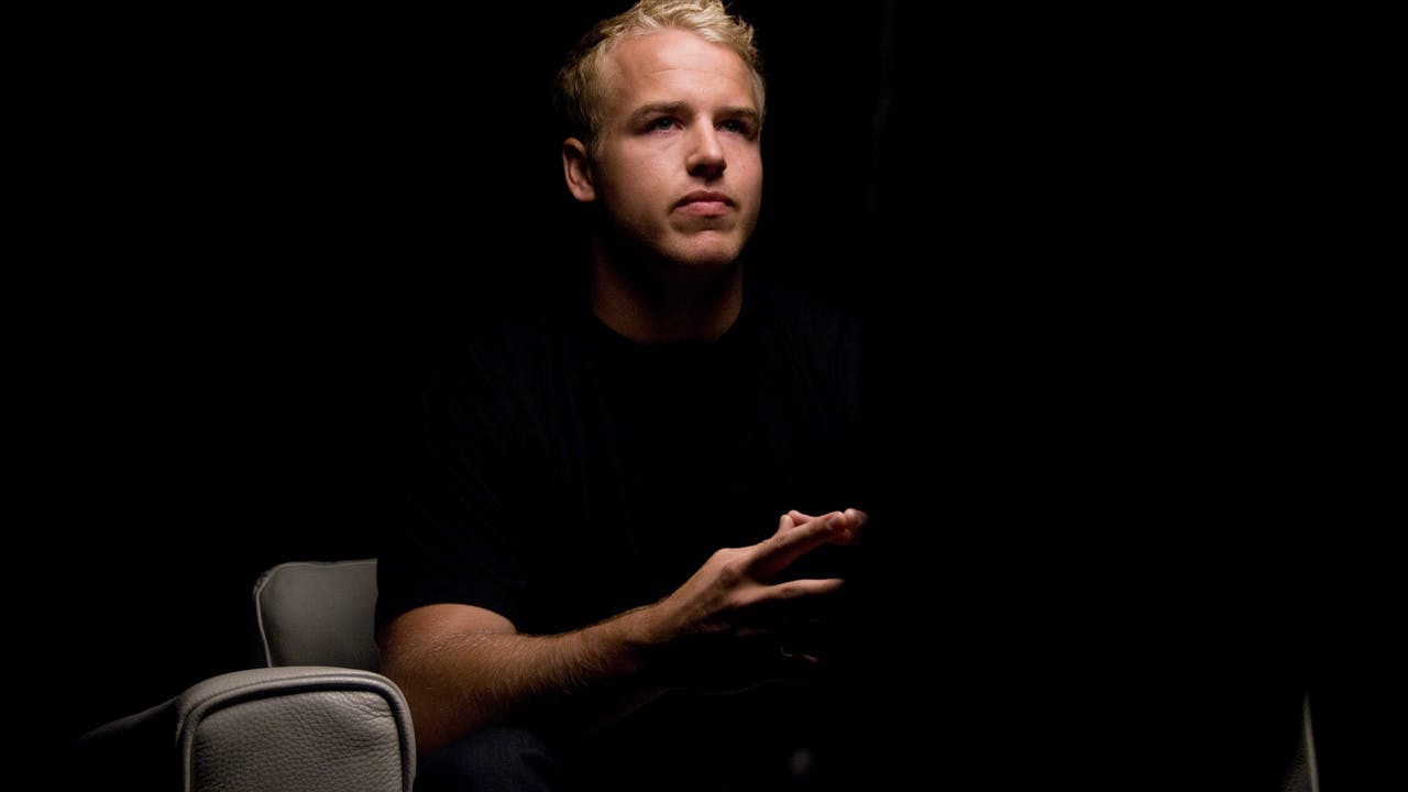 Matt Barkley White Chair Film (Season 4)