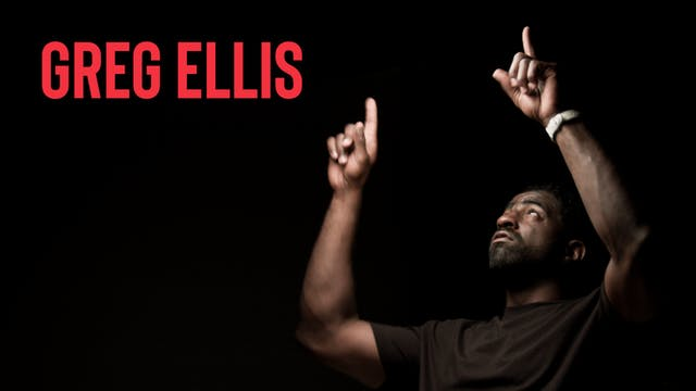 Greg Ellis White Chair Film (Season 1)
